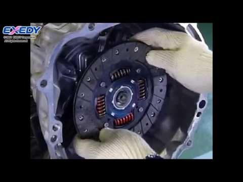 EXEDY Tech - Manual Clutch Replacement procedures and precautions