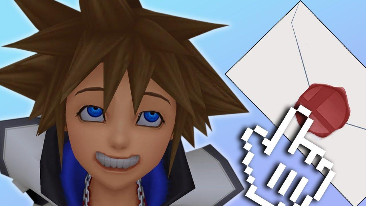 Sora is NOT DECONFIRMED! Super Smash Bros Ultimate Fighter Pass 2!