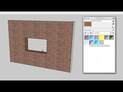 Textures in SketchUp