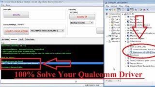 QUALCOMM USB DRIVER INSTALLATION FOR INFINITY BOX QCOM