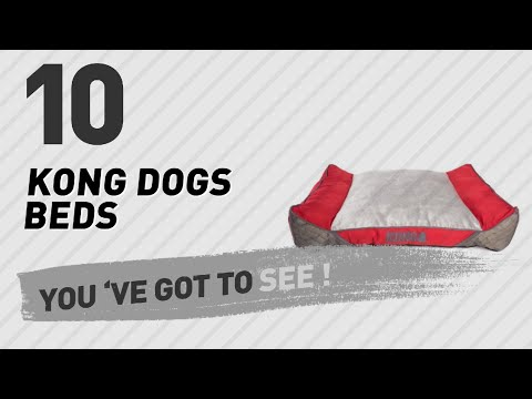 Kong Dogs Beds // Pets Lover Channel Presents: