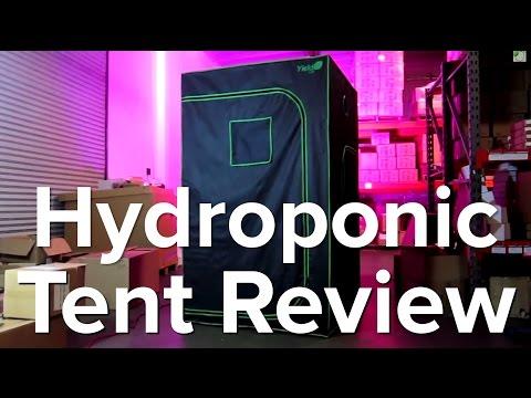 Hydroponic Indoor Grow Tent GrowAce Review | Horticulture Indoor Gardening
