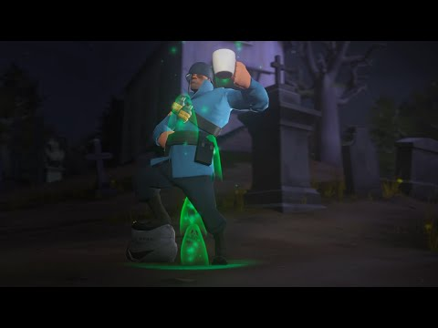TF2 Showcase - 2014 New Halloween Unusual Effects! [SFM]