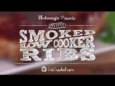 How to Smoke Ribs in a Slow Cooker with The Smoking Gun