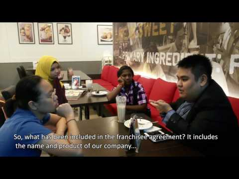The Franchise business, Secret Recipe