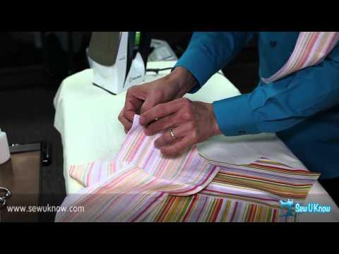 How To Sew A Shirt Yoke