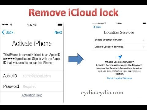 bypass icloud activation screen on ios 9 iphone 4s/5/5s/5c/6/6+/6s/6s+