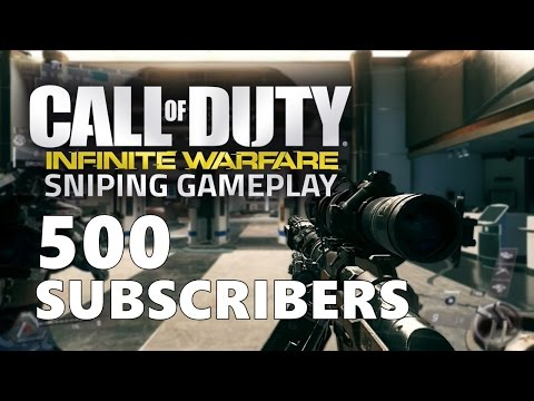 500 SUBSCRIBERS SNIPER MONTAGE!