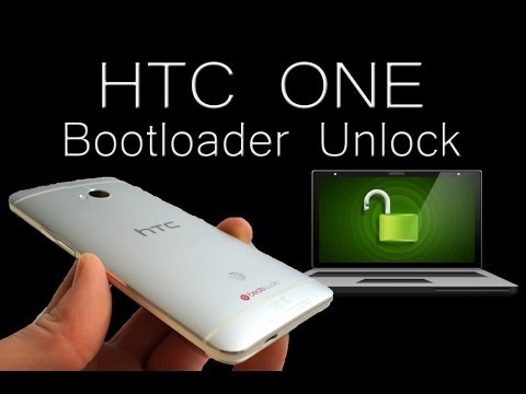 HTC One ~ How To Unlock Bootloader On All Variants