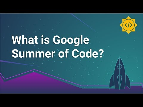 Summer of Code: Students Apply!