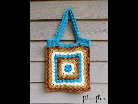 How To Crochet The Nature Walk Tote, Episode 235