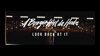A Boogie Wit Da Hoodie - Look Back At It [Acapella Performance]