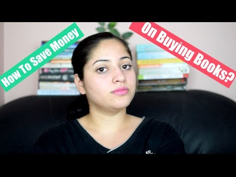 How To Save Money On Books? | Indian Booktuber | Buy Books For Cheap