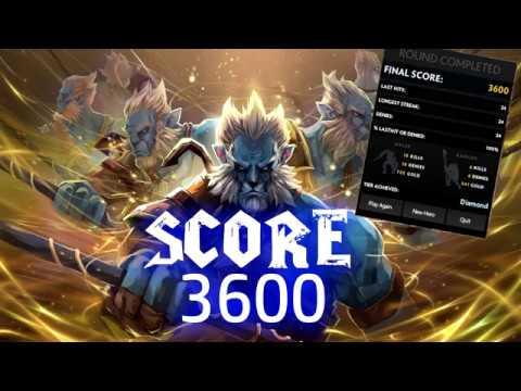 DOTA2 Last Hit Trainer| Earning Diamond Score With Phantom Lancer|