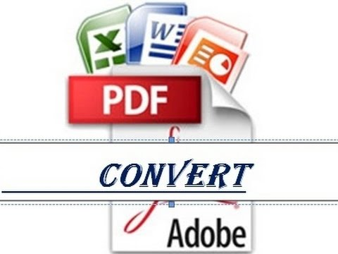 How to convert Microsoft Word, Power Point & Excel document in PDF File