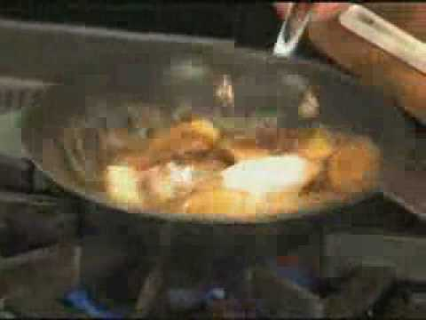 Stockpot Broiler Dessert Crepes with Bananas Foster