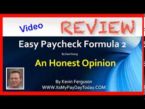 Easy Paycheck Formula 2 | Whats different about it from 1?