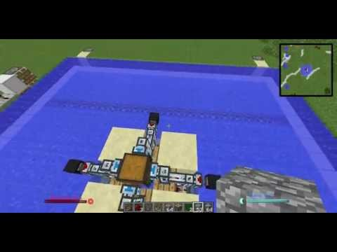 Minecraft Crackpack Lily Pad Farm Automatic