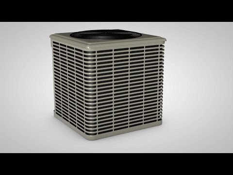 Central Air Conditioner – How to Find the Model Number