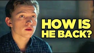 Download Spider-Man Far From Home - AFTER ENDGAME? New Timeline Explained! Video