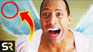 10 Dwayne Johnson Movie Mistakes That Will Rock Your World