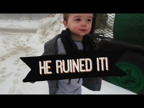 HE RUINED HIDE AND SEEK!