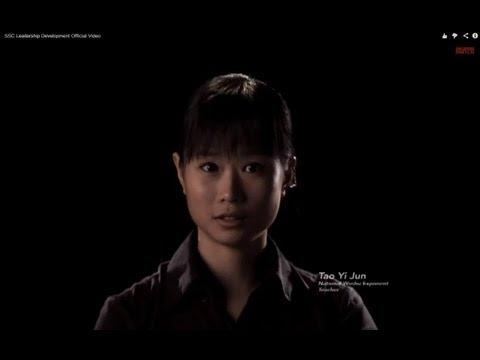 Singapore Sports Council Leadership Development Official Video