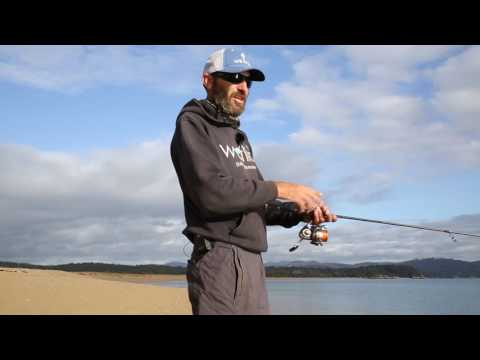 Land Based Fishing With Westin Hypoteez