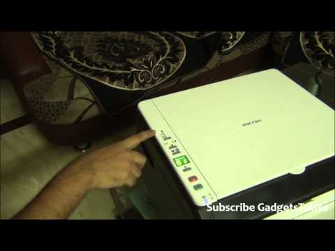 Ricoh SP 200S Printer, Scanner Review, Features, Print Quality, Print Speed and Overview HD