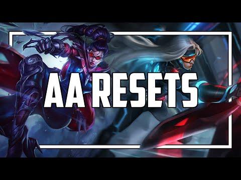 Auto-Attack Resets