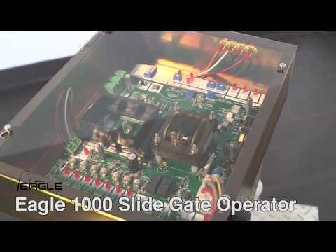 Eagle-1000 Gate Operator