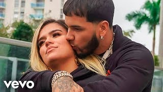 Anuel AA Ft Karol G - Dices Que Te Vas (Video Official)