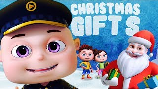 Zool Babies Police & Thief Episode | Christmas Gifts | Cartoon Animation For Children | Kids Shows