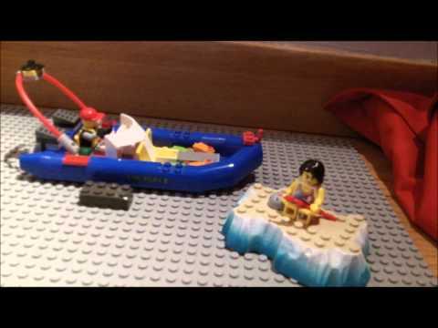 LEGO Papy Jet ski