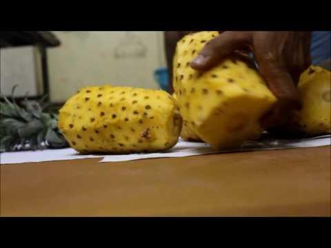 ഉപ്പിലിട്ട കൈതച്ചക്ക ( Salted Pineapple)- Ballatha Jaathi.