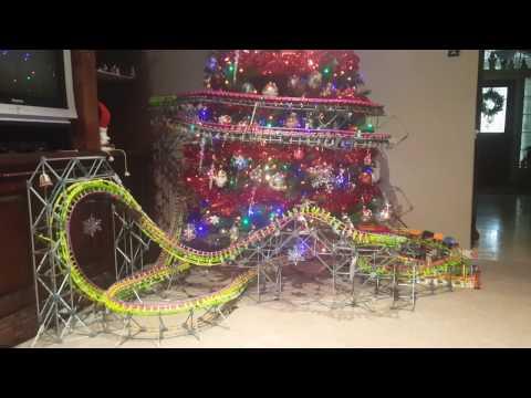 2016 Christmas Tree Coaster