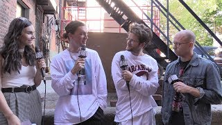 Interview with LANY (Round Two)