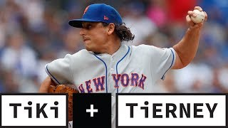 Don't Overreact To Mets Confronting Reporter | Tiki + Tierney