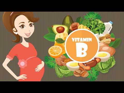 Role Of Vitamin B6 To Stop Vomiting During Pregnancy