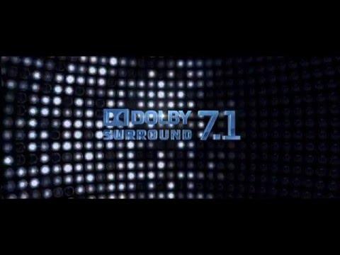 Dolby 7.1 Surround Sound Test