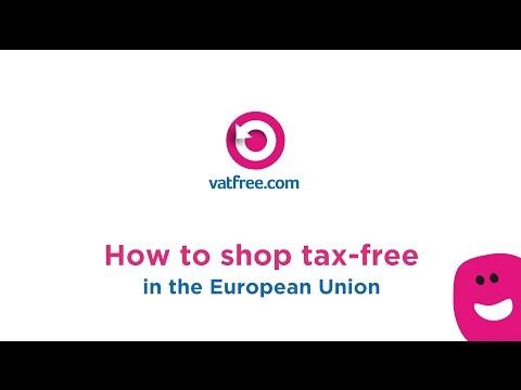 How to shop tax-free in the EU with vatfree.com