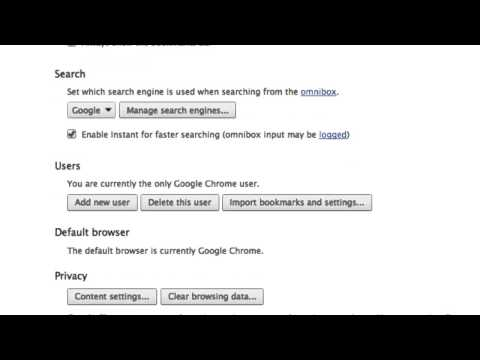 Google Search - How to enable cookies
