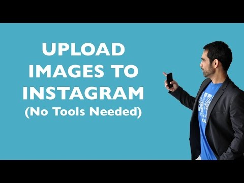 How To Upload Images To Instagram From Desktop Browser (No Tool Needed)