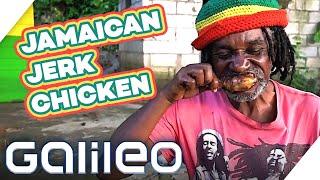 Verbranntes Jerk Chicken? Die Jamaicaner lieben es! - Grillen weltweit | Galileo | ProSieben