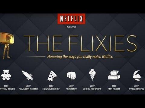 Netflix Debuts Flixies Awards -Move Aside, Oscars
