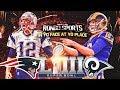 Ronbo Sports In Yo Face At Yo Place Watching Patriots Vs Rams Super Bowl LIII 2019