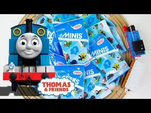 Thomas and Friends Minis Blind Bag Surprise Figures Part 2