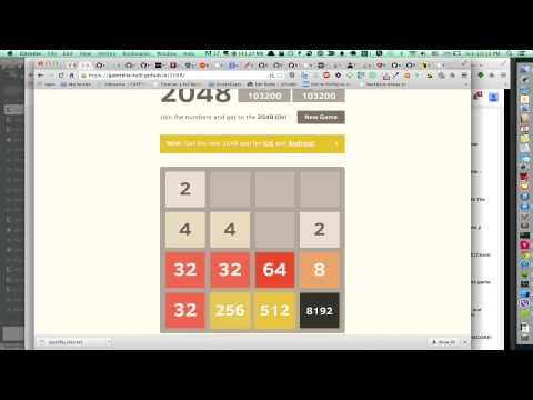 8192 tile in 2048