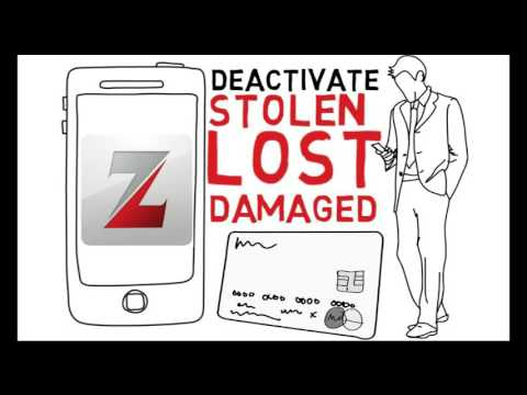 Deactivating your card using Zenith Mobile Banking App