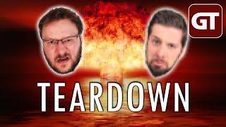 Mach KAPUTT was dich kaputt macht - Teardown - GT LIVE